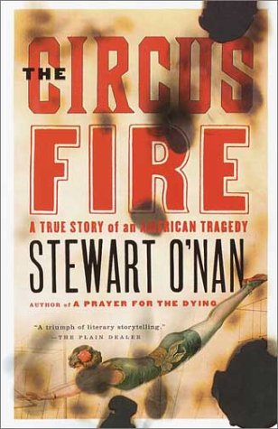 Circus Fire  Reprint edition cover