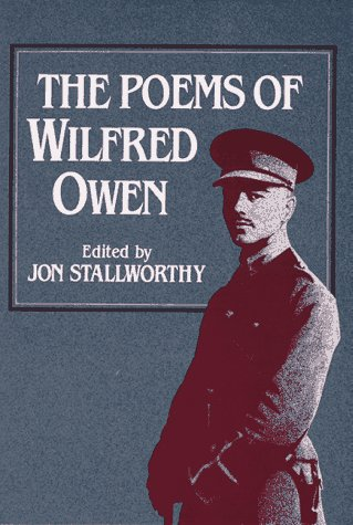 Poems of Wilfred Owen  N/A edition cover