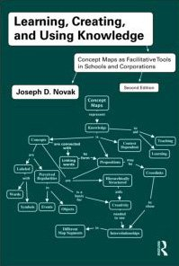 Learning, Creating, and Using Knowledge Concept Maps as Facilitative Tools in Schools and Corporations 2nd 2010 (Revised) 9780415991858 Front Cover