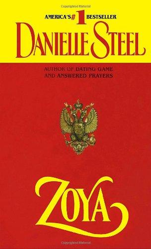 Zoya  Reprint edition cover