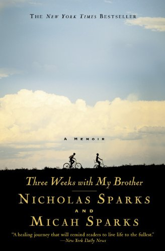 Three Weeks with My Brother  N/A edition cover