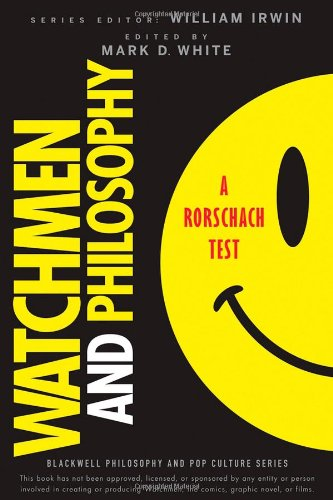 Watchmen and Philosophy A Rorschach Test  2009 edition cover