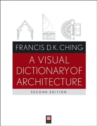 Visual Dictionary of Architecture  2nd 2011 edition cover
