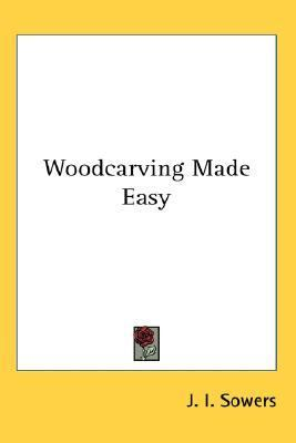 Woodcarving Made Easy N/A edition cover