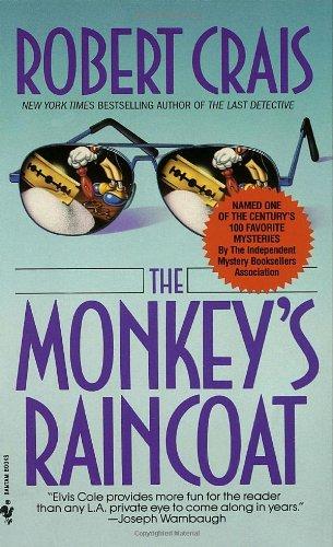 Monkey's Raincoat   1987 (Reprint) edition cover