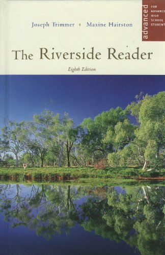 Riverside Reader Advanced Placement 8th 2005 edition cover