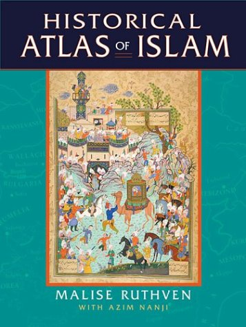 Historical Atlas of Islam   2004 9780674013858 Front Cover