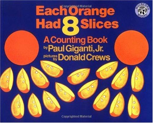Each Orange Had 8 Slices   1999 edition cover