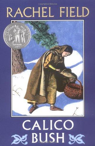 Calico Bush   1998 edition cover