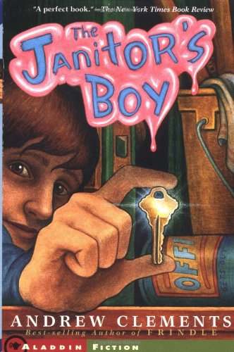 Janitor's Boy   2000 edition cover
