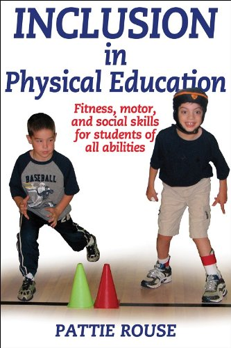 Inclusion in Physical Education   2010 edition cover