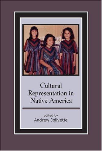 Cultural Representation in Native America   2006 edition cover