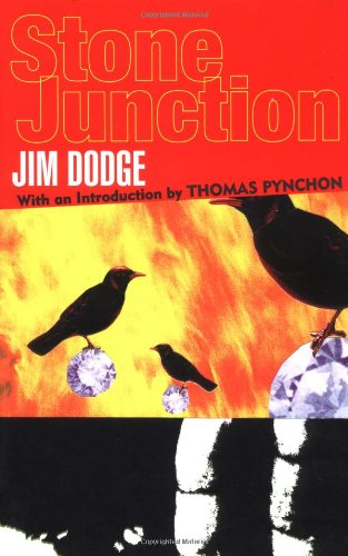 Stone Junction  Reprint  edition cover