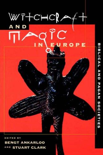 Biblical and Pagan Societies   2002 edition cover
