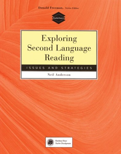 Exploring Second Language Reading Issues and Strategies  1999 edition cover