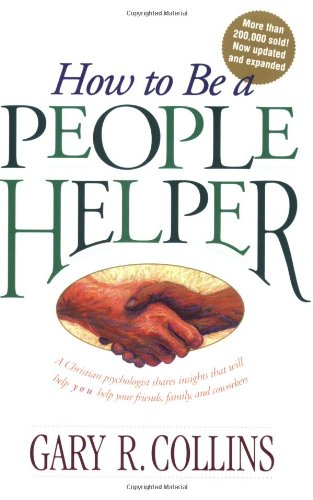 How to Be a People Helper   1995 edition cover