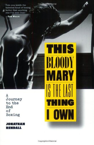 This Bloody Mary Is the Last Thing I Own  N/A 9780880016858 Front Cover
