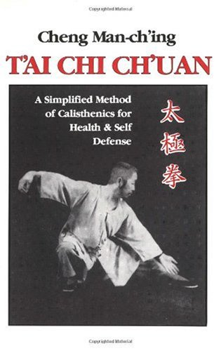 T'ai Chi Ch'uan A Simplified Method of Calisthenics for Health and Self-Defense N/A edition cover