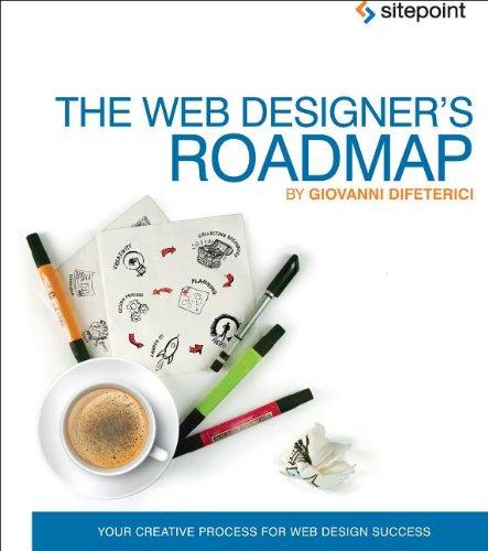 Web Designer's Roadmap   2012 edition cover