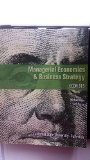 MANAGERIAL ECON+BUS...-TEXT >CUSTOM<    N/A edition cover