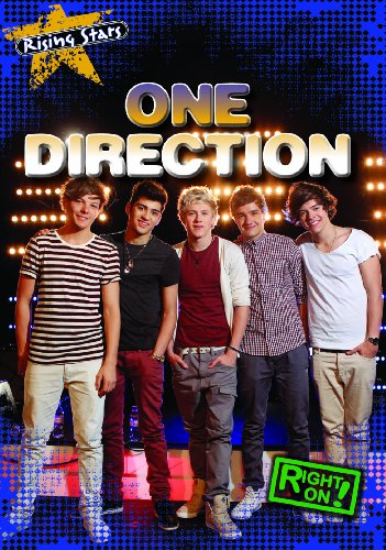 One Direction:   2013 edition cover