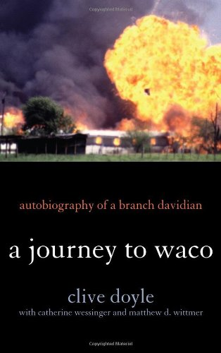 Journey to Waco Autobiography of a Branch Davidian  2012 edition cover