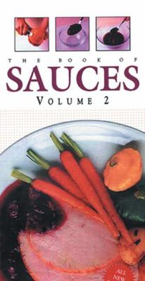Book of Sauces  N/A 9781557883858 Front Cover
