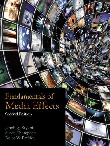 Fundamentals of Media Effects  2nd edition cover