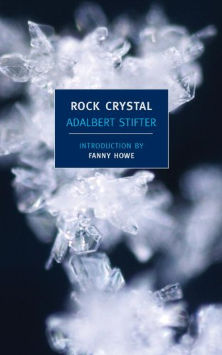 Rock Crystal   2008 edition cover
