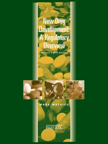 New Drug Development: A Regulatory Overview 8th 2008 edition cover