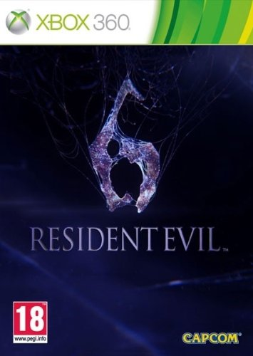 Resident Evil 6 [AT PEGI] Xbox 360 artwork