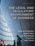 The Legal and Regulatory Environment of Business: 17th 2015 edition cover