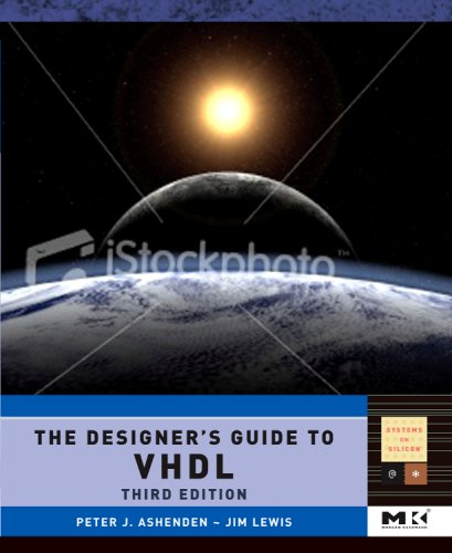 Designer's Guide to VHDL  3rd 2008 edition cover