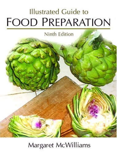 Food Preparation for Food Fundamentals  9th 2006 (Revised) edition cover