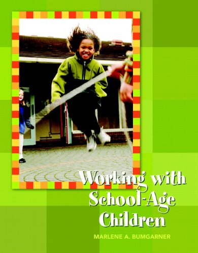 Working with School-Age Children   2011 edition cover