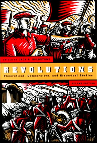 Revolutions Theoretical, Comparative, and Historical Studies 2nd 1994 edition cover
