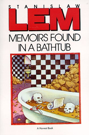Memoirs Found in a Bathtub   1986 edition cover