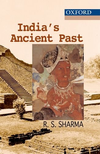 India's Ancient Past   2007 9780195687859 Front Cover