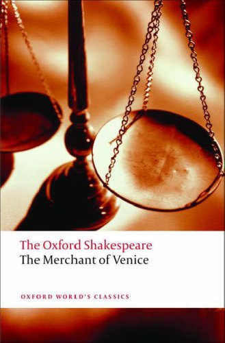 Merchant of Venice   2008 edition cover