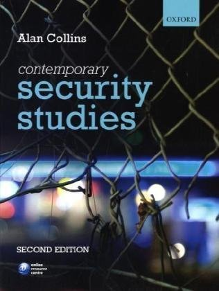 Contemporary Security Studies  2nd 2009 edition cover