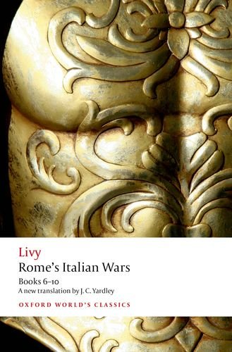 Rome's Italian Wars Books 6-10  2013 edition cover