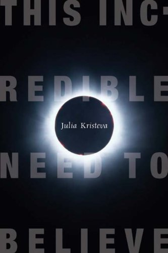 This Incredible Need to Believe   2011 edition cover