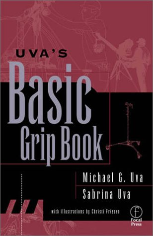 Uva's Basic Grip Book   2001 9780240804859 Front Cover