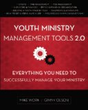 Youth Ministry Management Tools 2. 0 Everything You Need to Successfully Manage Your Ministry  2014 edition cover