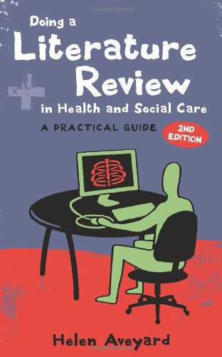 Doing a Literature Review in Health and Social Care A Practical Guide 2nd 2010 9780335238859 Front Cover