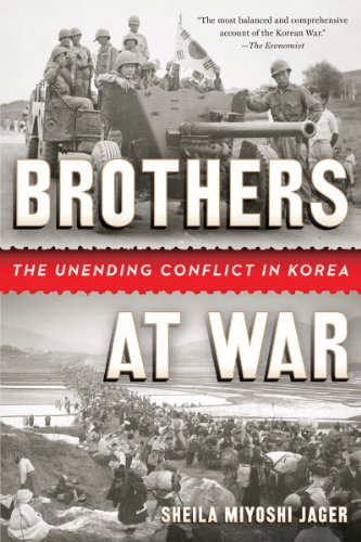 Brothers at War The Unending Conflict in Korea N/A edition cover