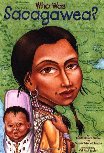 Who Was Sacagawea?   2002 edition cover