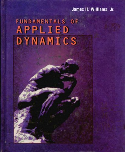 Fundamentals of Applied Dynamics   1996 (Revised) 9780470133859 Front Cover