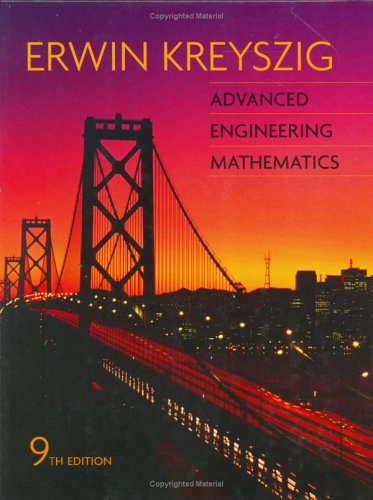 Advanced Engineering Mathematics  9th 2006 (Revised) edition cover