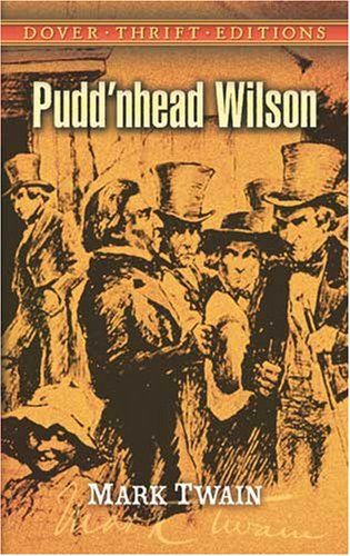 Pudd'nhead Wilson  N/A edition cover